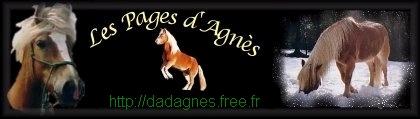 Les pages d'Agnès
